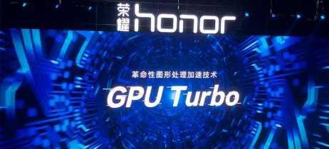 Huawei anuncia nova tecnologia GPU Turbo para melhorar gráficos em aparelhos Honor
