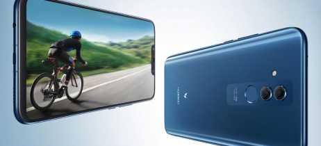 Huawei vai lançar o Maimang 7, versão chinesa do Mate 20 Lite, no dia 12 de setembro