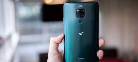 Huawei Mate 20 X 5G, o primeiro celular 5G da Huawei, será lançado ainda em julho