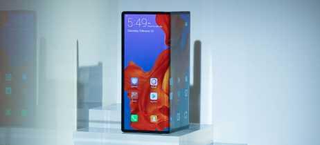 Huawei Mate X é revelado por US$2.600 com impressionante tela dobrável e conexão 5G