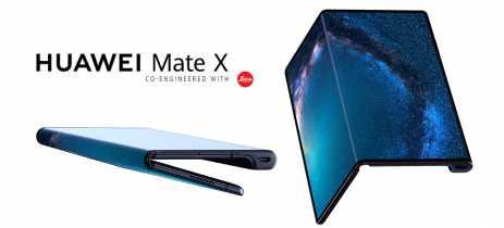 O lançamento está próximo? Divulgação do Huawei Mate X aparece em loja chinesa