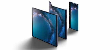 Dobrável Huawei Mate X será lançado até setembro e terá Android instalado