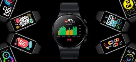 Huawei anunca novos vestíveis: o relógio Watch GT 2 Pro ECG e a pulseira Band 6 Pro
