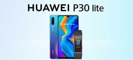 Huawei lança P30 Lite com câmera tripla em página oficial - pré-venda já começou!