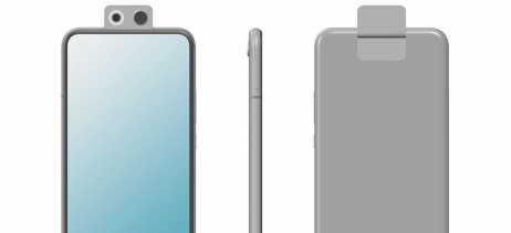 Huawei P Smart Z 2020 deverá ter câmera flip, aponta patente