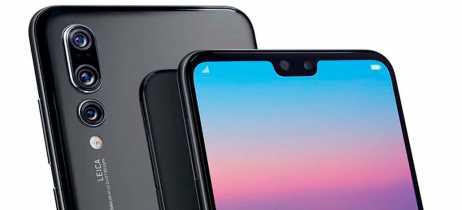 Huawei P20 e Huawei P20 Pro fazem sua estreia oficial na França