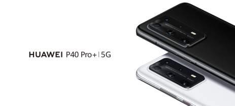 Huawei P40 Pro+ começará a ser vendido na China no dia 6 de junho