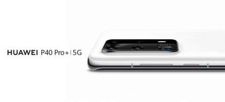 Huawei P40 Pro+ já está em pré-venda na China