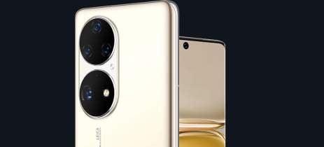 Huawei P50 e P50 Pro são anunciados com Snapdragon 888 e ótimas câmeras