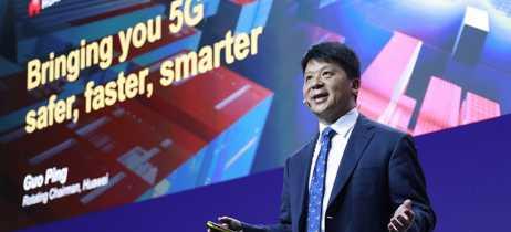 Huawei responde alegações dos EUA sobre comprometimento de rede no discurso do MWC 2019