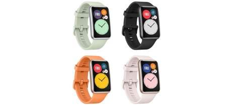 Huawei Watch Fit tem preços, especificações e imagens publicadas [Rumor]