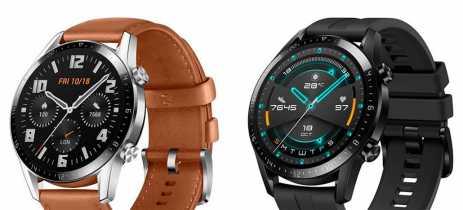 Novo smartwatch Huawei Watch GT 2 chega ao mercado no dia 19 de setembro
