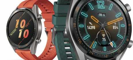 Huawei traz Watch GT Active ao Brasil pelo preço sugerido de R$ 1.499,00