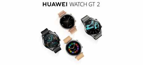 Huawei Watch GT 2 agora pode monitorar a saturação de oxigênio no sangue
