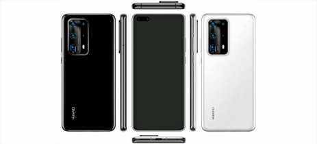 Celulares Huawei P40 devem vir com Wi-Fi 6+
