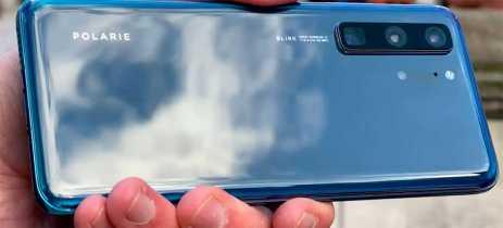 Suposto Huawei P40 Pro aparece em hands-on antes de lançamento oficial