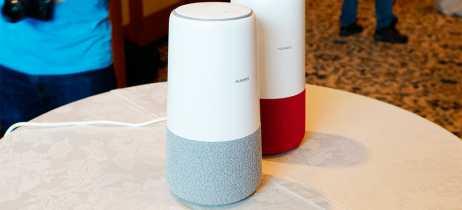 Huawei lança AI Cube, seu primeiro alto-falante inteligente