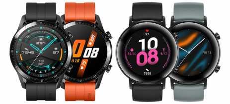 Huawei Watch GT2 no Brasil ganha atualização com mais funções