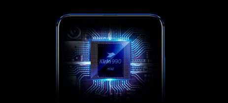 Huawei confirma que SoC Kirin 990 vai ser capaz de captar vídeos em 4K a 60FPS