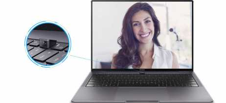 Huawei apresenta notebook MateBook X Pro e tablet MediaPad M5