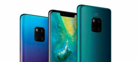 Huawei Mate 20 Pro obtém os melhores resultados de testes entre os smartphones Android