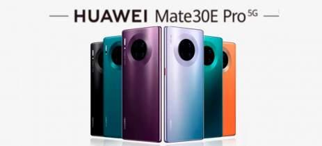 Huawei anuncia Mate 30E Pro 5G, com SoC Kirin 990E não anunciado