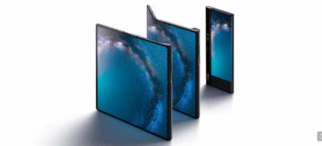 Mate X: Huawei vende 100.000 unidades do celular dobrável por mês