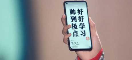 Agência chinesa revela imagens do Huawei Nova 4 antes do lançamento oficial