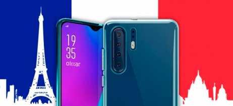 Comunicado de imprensa revela que Huawei P30 vai ser lançado no final de março em Paris