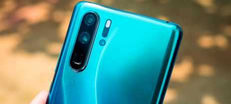 O Huawei P30 Pro está recebendo sua primeira atualização que disponibiliza o Measure App