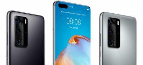 Huawei P40 e P40 Pro recebem novos vazamentos na semana de lançamento