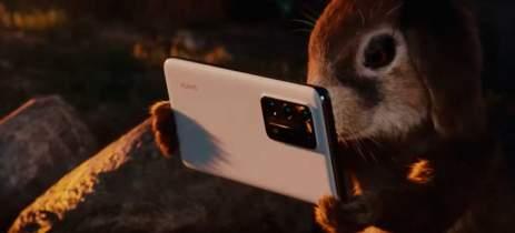 Huawei explora benefícios da câmera do P40 Pro+ em vídeo promocional