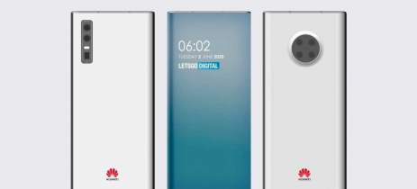 Próximo Huawei Mate deve vir com câmera frontal sob o display e botões virtuais