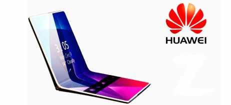 CEO da Huawei confirma que a empresa está trabalhando em smartphone dobrável com 5G
