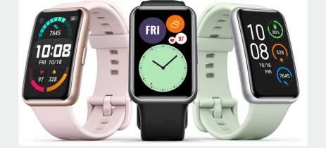 Huawei anuncia smartwatch Watch Fit com preço sugerido de US$ 110