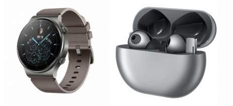 Huawei apresenta smartwatch Watch GT 2 Pro com carregamento wireless