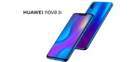 Huawei Nova 3i é o primeiro smartphone com processador Kirin 710
