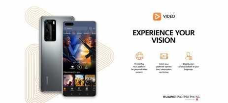 Serviço de streaming Huawei Video chega no México, Colômbia e Chile