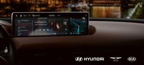 Hyundai usará plataforma NVIDIA DRIVE em novos veículos das marcas Hyundai, Kia e Genesis