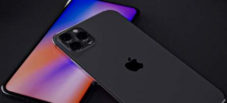 Imagem compara notch e tela do iPhone 12 com o iPhone 11