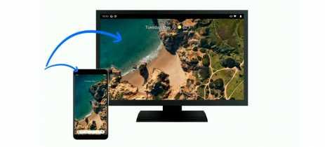 Google incentiva o desenvolvimento de aplicativos para o modo desktop do Android Q