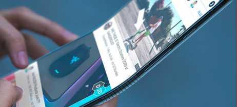 Samsung atualiza logos de redes sociais preparando para o anúncio de seu smartphone dobrável