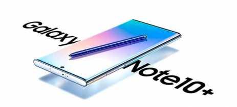 Samsung Galaxy Note 10 aparece no GeekBench com processador Exynos 9825