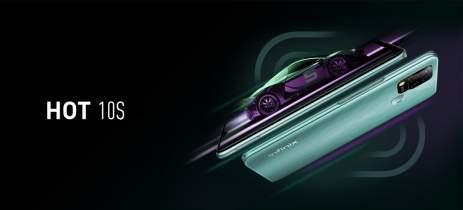 Infinix Hot 10S e Infinix Hot 10S NFC chegam com chip Helio G85 e telas de 90Hz