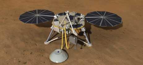 Sonda InSight da NASA vai pousar em Marte hoje e você pode assistir ao vivo!