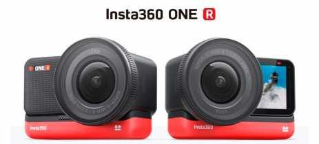 Insta360 lança oficialmente a One R, sua câmera de ação totalmente modular