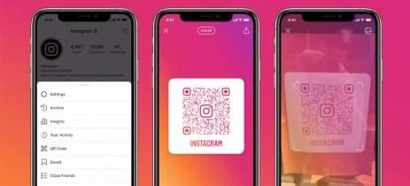 Agora você pode usar um QR Code pessoal no Instagram com qualquer câmera!