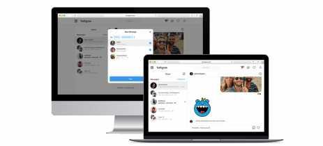 Instagram agora permite mensagens no Direct através do navegador