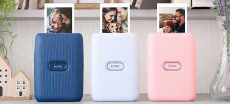 Fujifilm apresenta a Instax mini Link, sua nova impressora de bolso para celulares