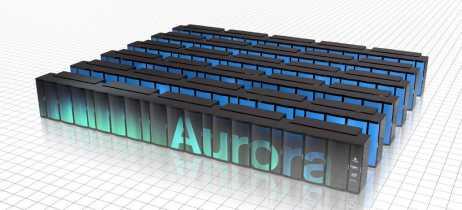 Supercomputador Aurora, da Intel, será o primeiro do mundo a fazer cálculos na exa-escala